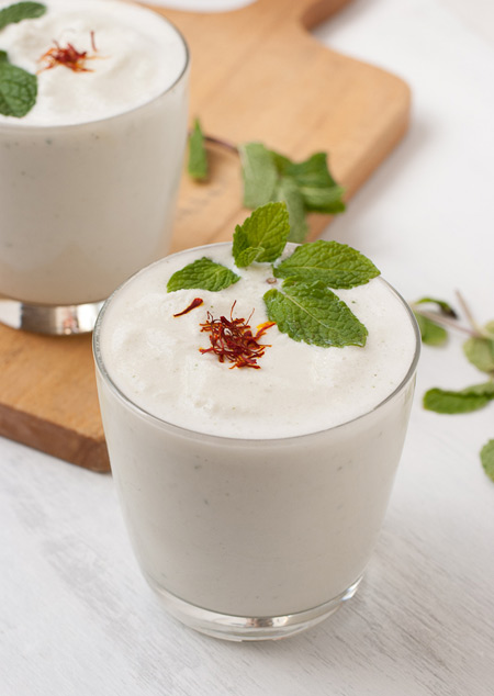 Sweet Mint Lassi