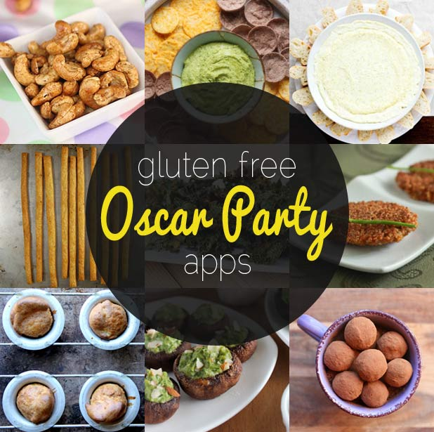 9 Gluten Free Appetizers for the Oscars