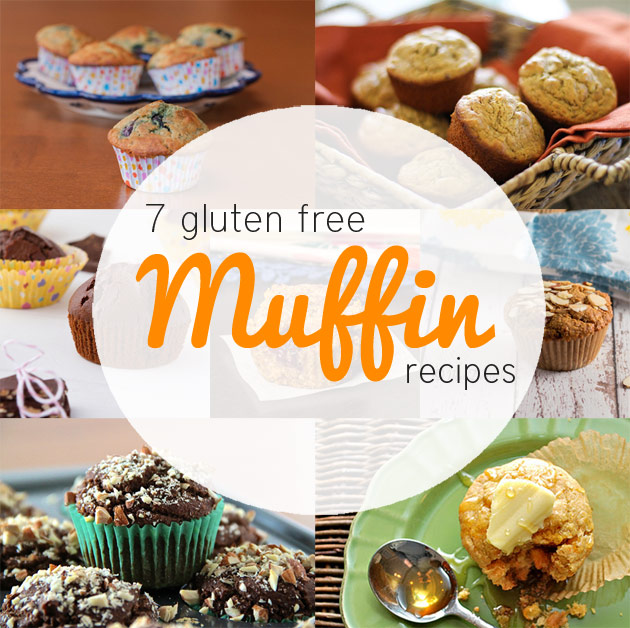 7 Gluten Free Muffin Recipes