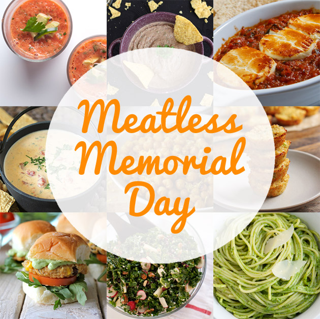9 Last Minute Meatless Memorial Day Recipes