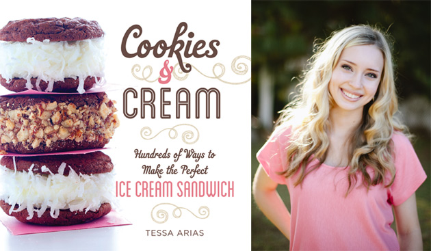 Interview & Giveaway with Tessa Arias, Author of Cookies & Cream