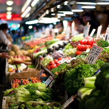 HOT - Eating Seasonally and Locally