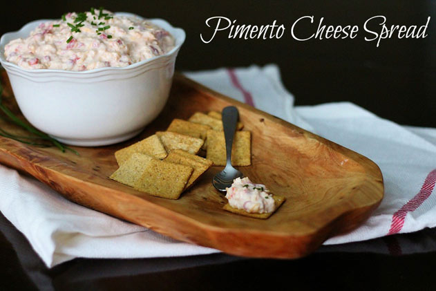 Up Your Extra Cheese with a Southern Classic: Pimento Cheese Spread ...