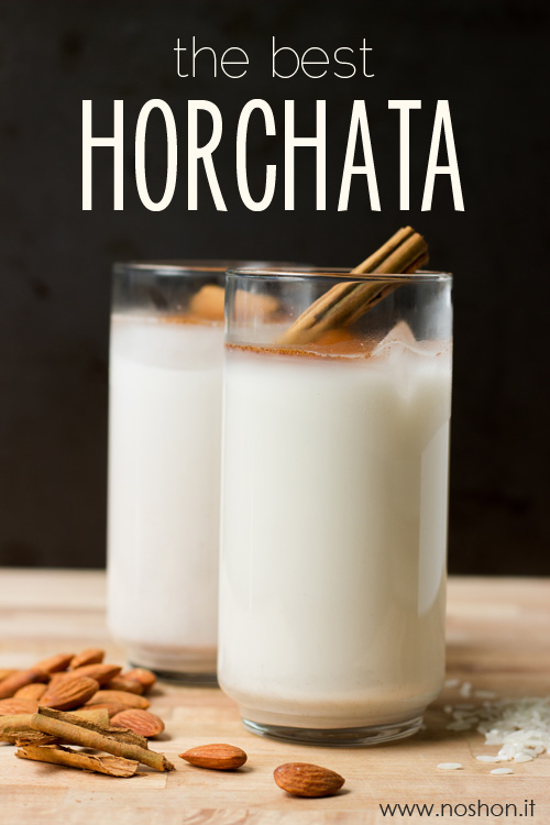 ... recipes horchata horchata horchata strawberry almond horchata