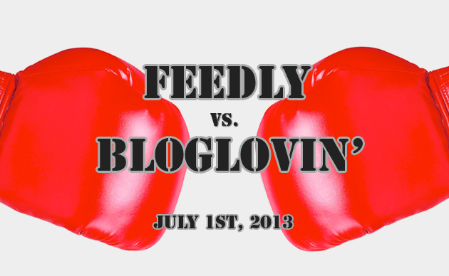 Google Reader Alternatives - Feedly vs Bloglovin