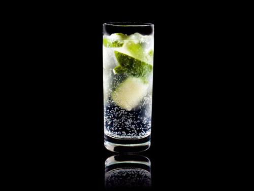 Gin Rickey NoshOnIt