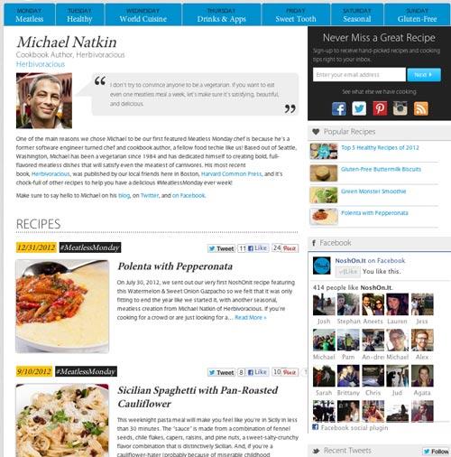Michael Natkin Profile Page