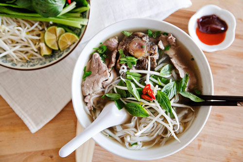 Celebrating asia 10 recipes from 10 countries recipes for Asian cuisine and pho