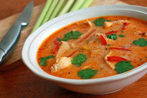 Thai Tom-Kha-Gai