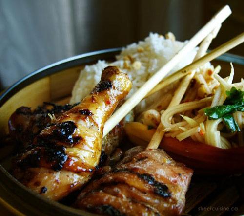 Laotian Chicken